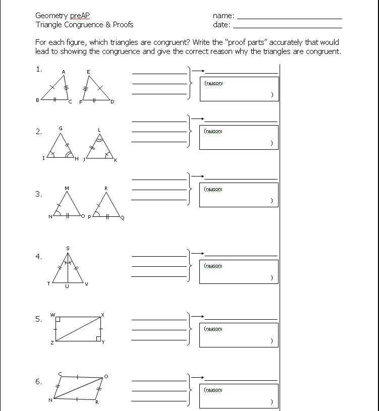 Geometry Cpctc Worksheet Answers Key as Well as Cpctc Worksheet Kidz Activities