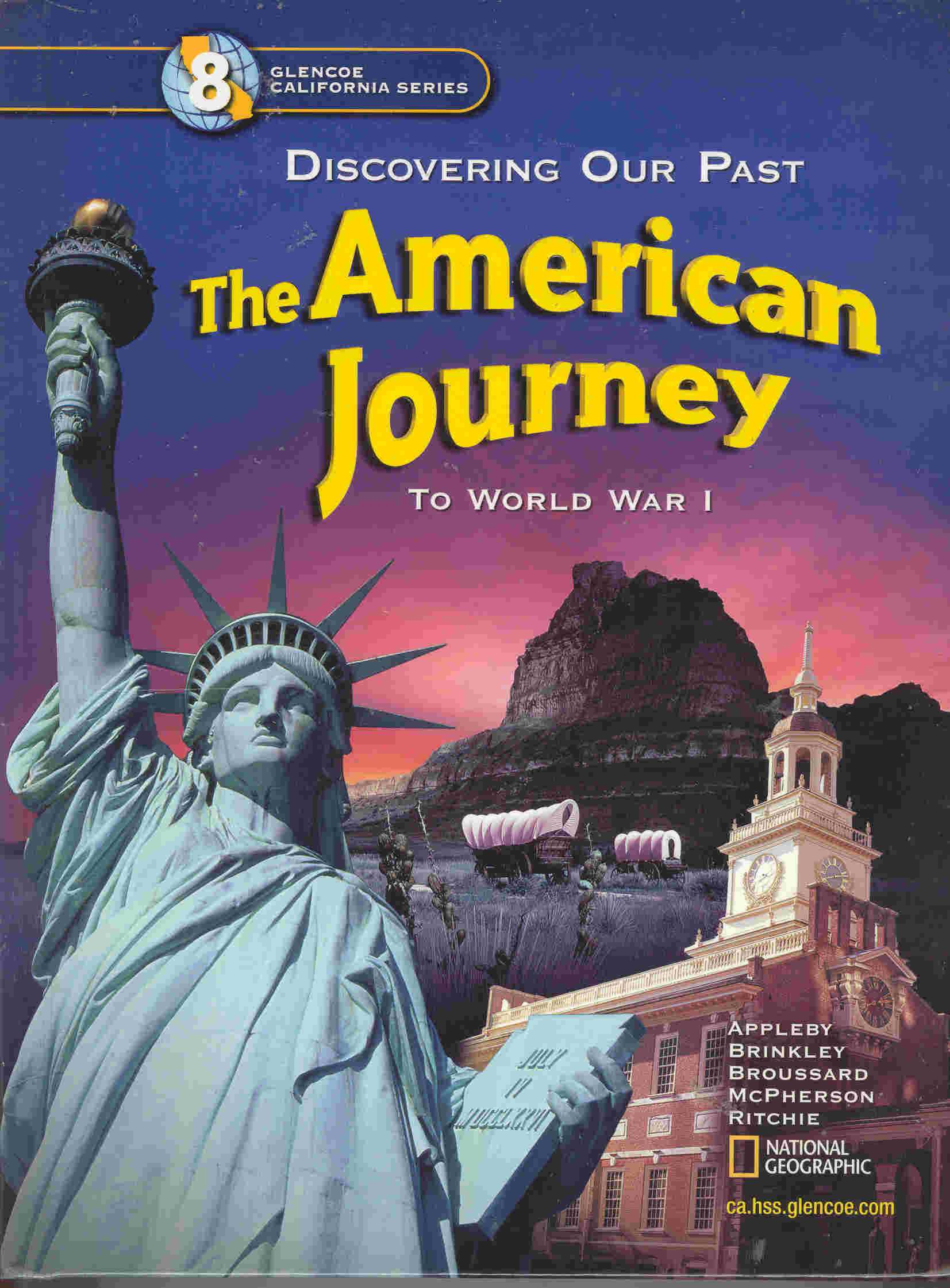 Glencoe the American Journey Worksheet Answers or Download the American Journey 2005 Florida Edition Package