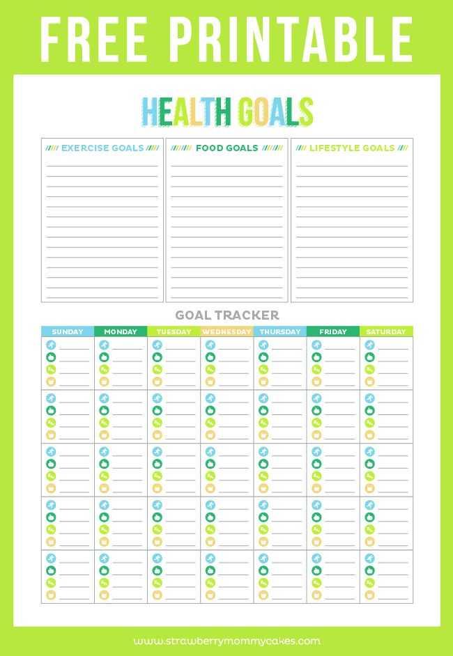 Goal Tracking Worksheet or 74 Best Life Images On Pinterest
