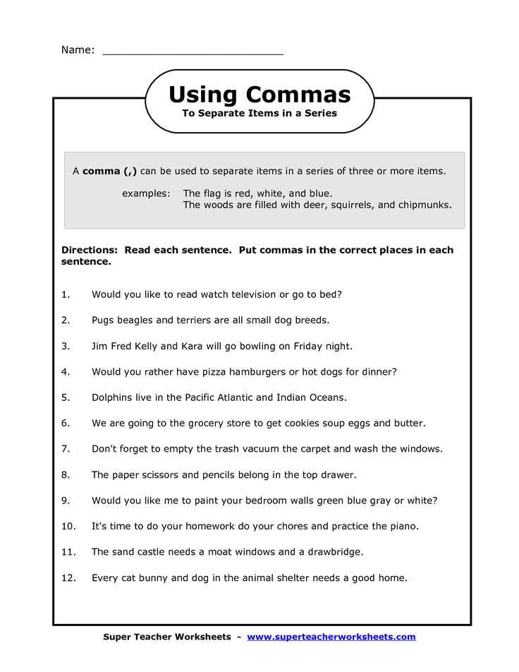 Grammar and Punctuation Worksheets as Well as 35 Best Grade 5 Punctuation Images On Pinterest