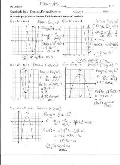 Graphing Rational Functions Worksheet Answers Also Function Worksheet Answer Key Kidz Activities