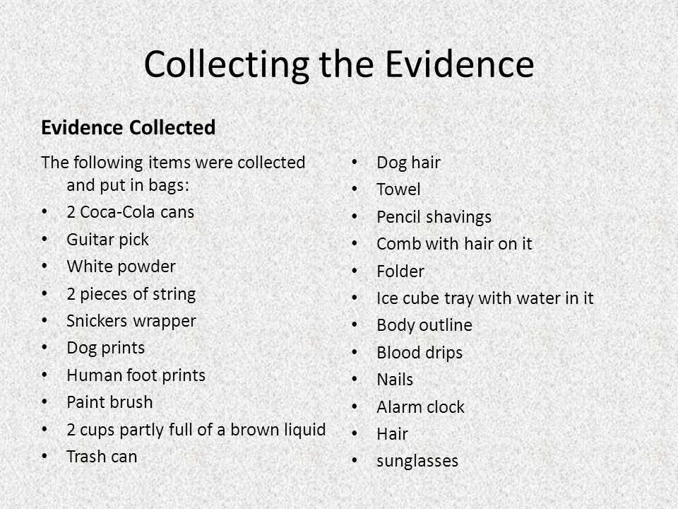 Hair and Fiber Evidence Worksheet Answers as Well as the Felix Mystery Case Of the Missing Millionaire Ppt Video