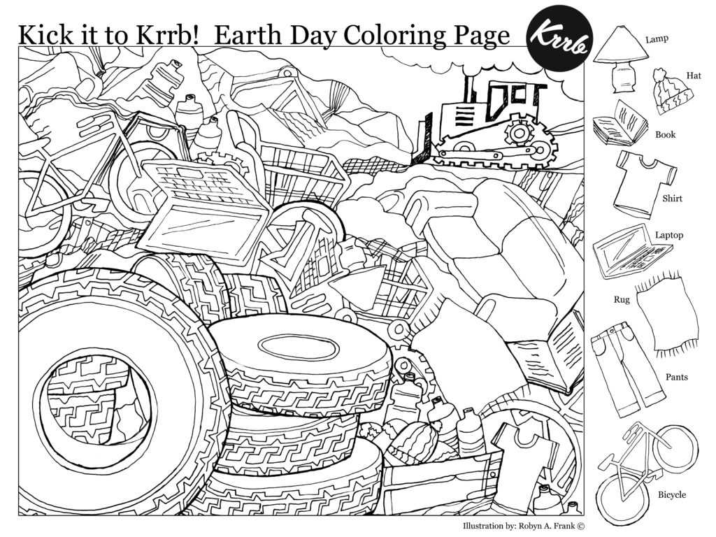 Hidden Objects Worksheets Along with Free Earth Day Printable Frugalful