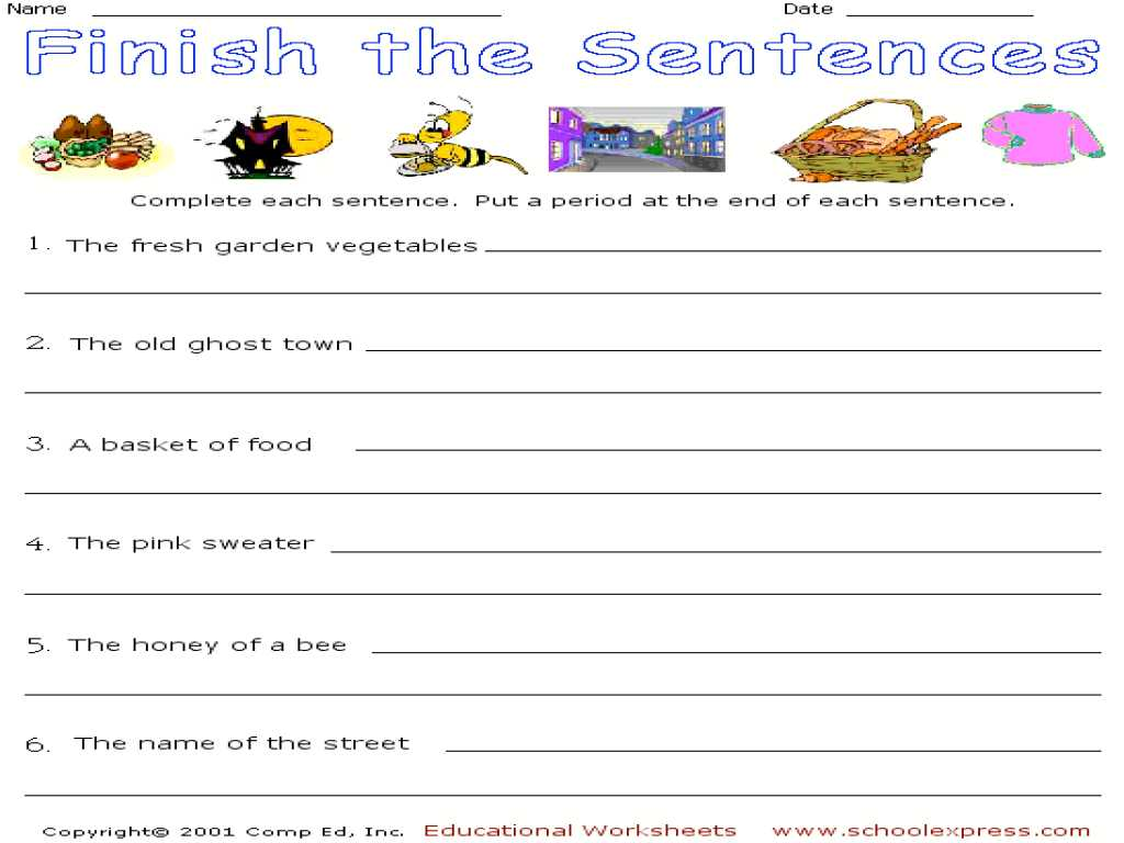Inferences Worksheet 4 and Workbooks Ampquot Sentence Expansion Worksheets Free Printable W