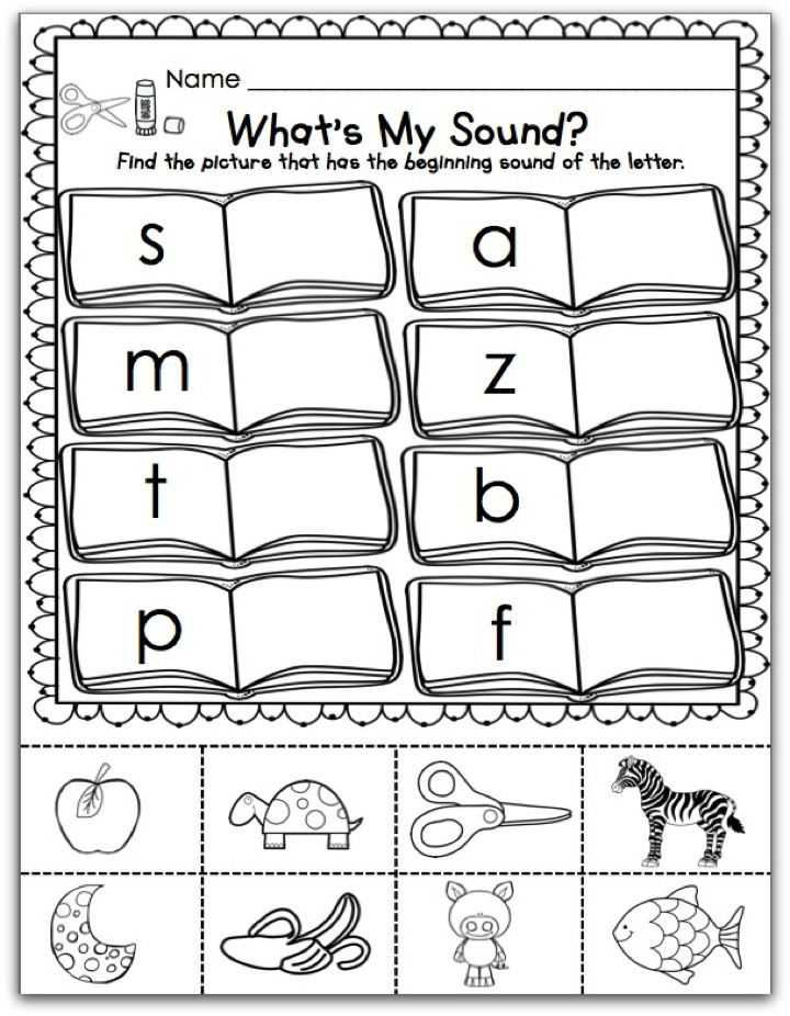Initial sounds Worksheets or 364 Best Literacy Beginning sounds Images On Pinterest