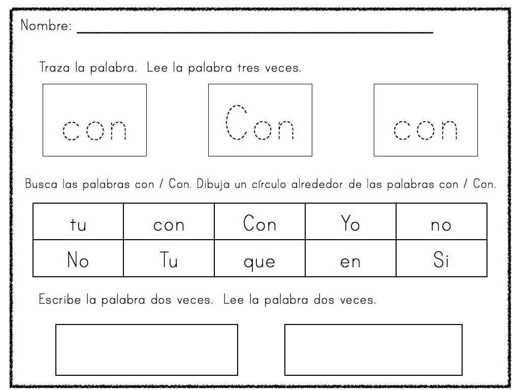 Kindergarten Spanish Worksheets Also Emotions Worksheets