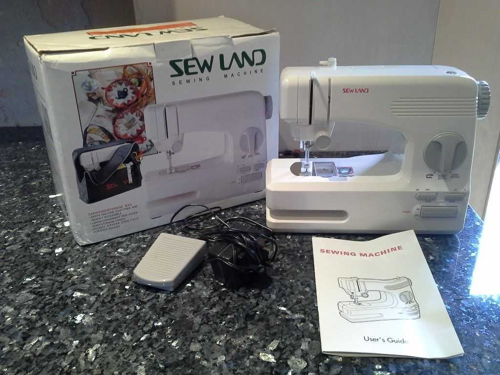 Know Your Sewing Machine Worksheet as Well as Boxed Sew Land Sewing Machine In Calne Wiltshire Gumtree