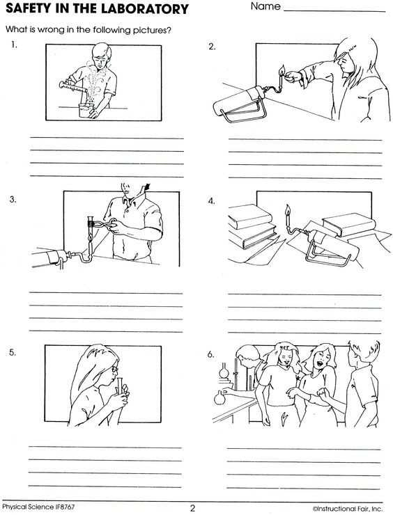Lab Safety Worksheet Answers Along with Zombie College Lab Safety Worksheet Answers Kidz Activities