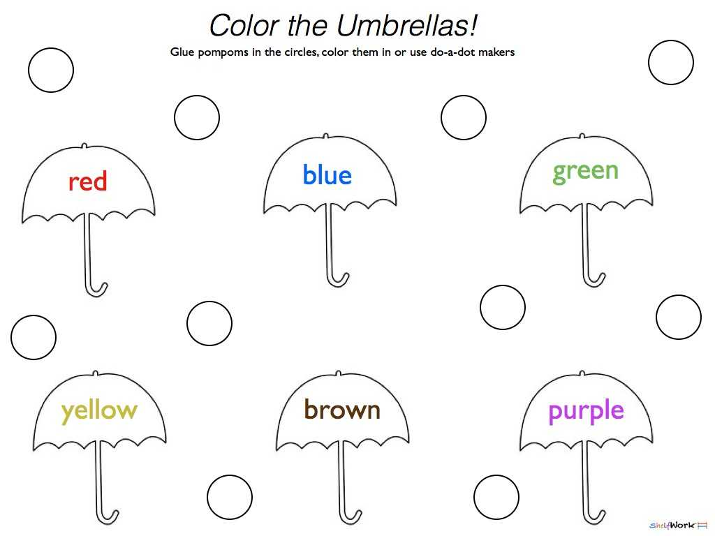 Learning Colors Worksheets and Hd Wallpapers Free Language Worksheets for Kids Futeare