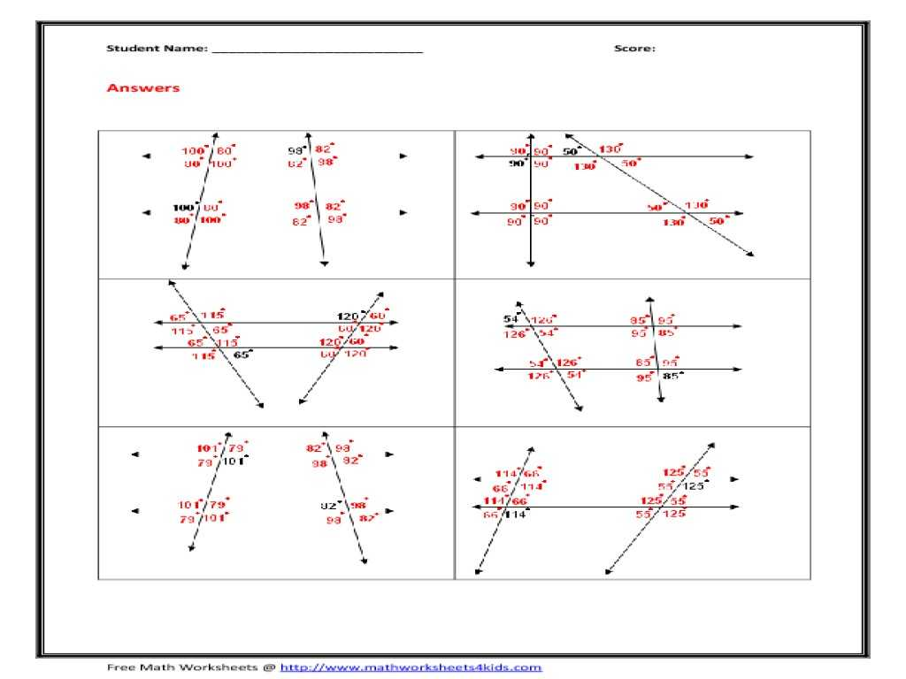 Line Graph Worksheets Pdf and 19 Inspirational Worksheet 3 Parallel Lines Cut by