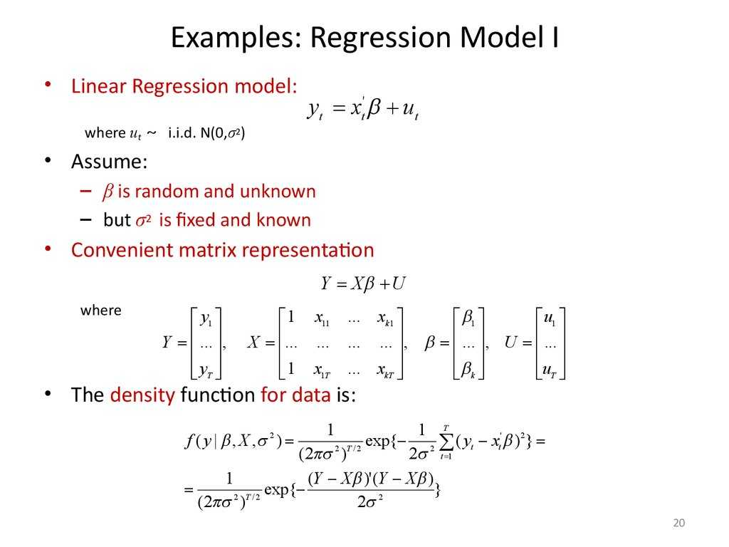 Linear Regression Worksheet Answers Along with forecasting with Bayesian Techniques Mp Online Presentatio