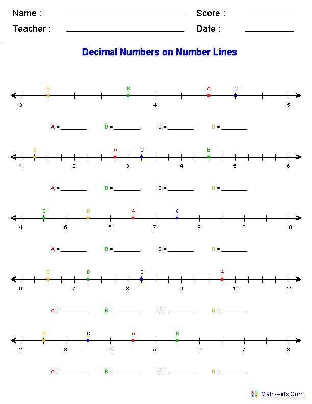 Math Decimal Worksheets or 142 Best Decimals Images On Pinterest