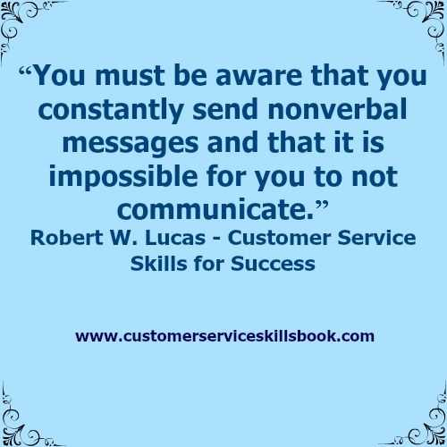 Nonverbal Communication Worksheet Answers together with 20 Best Customer Service Quotes Images On Pinterest