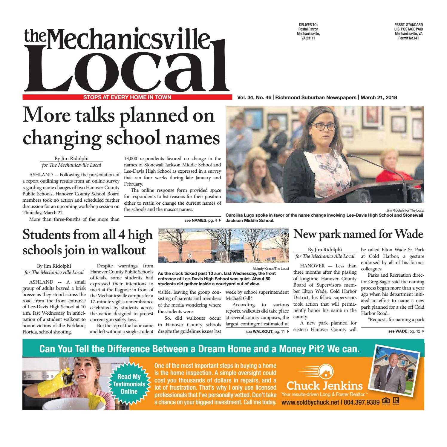 Nova Cancer Warrior Worksheet Answers as Well as 03 21 18 by the Mechanicsville Local issuu
