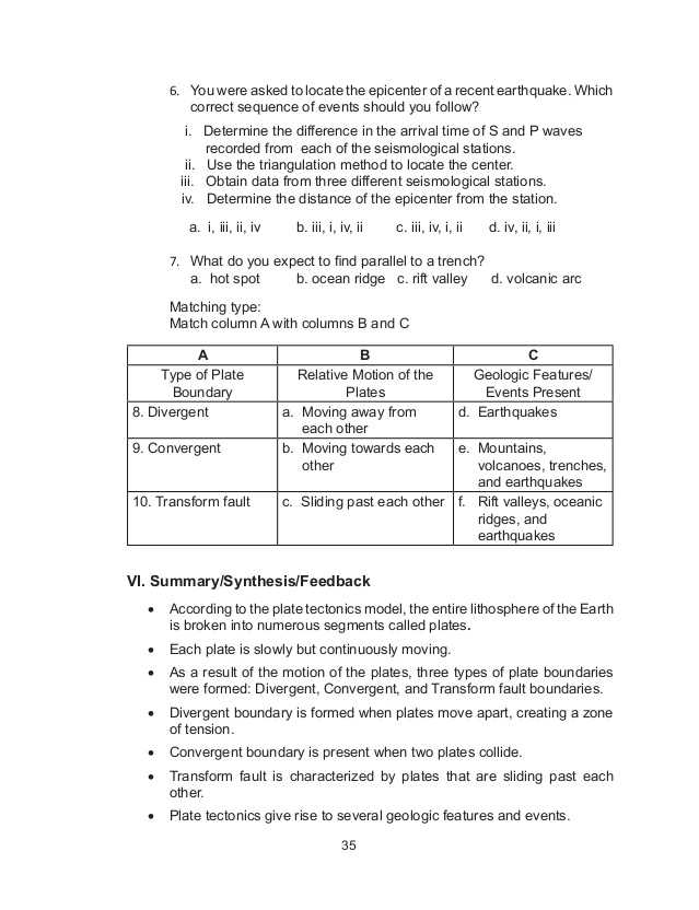 Ocean Current Worksheet Answer Key and Earth In Space Worksheet Answer Key the Best Worksheets Image