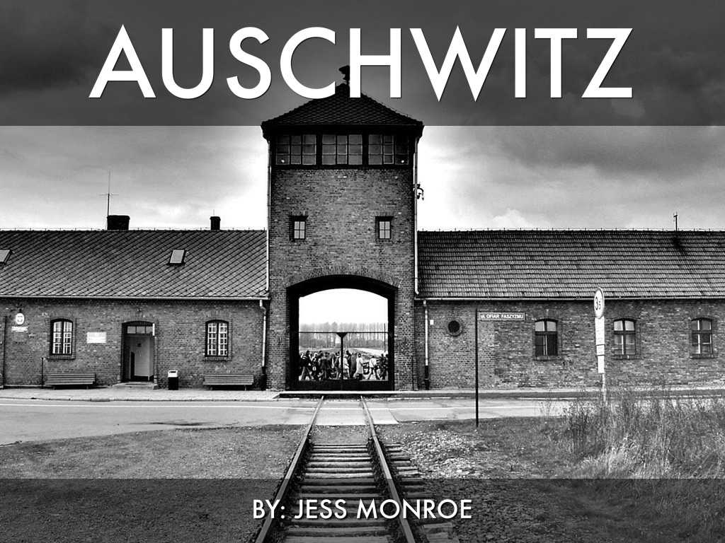 Oprah and Elie Wiesel at Auschwitz Worksheet Answers or Auschwitz by Jessica Monroe