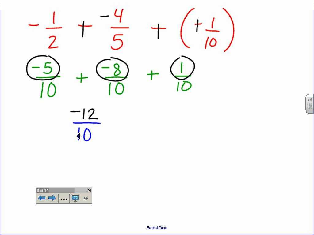Order Of Operations with Fractions Worksheet as Well as Adding Negative Mixed Numbers Worksheet Pdf Download and R