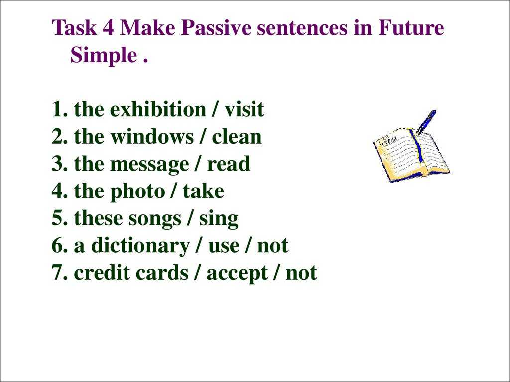 Passive Voice Worksheets Also Active Voice and Passive Voice