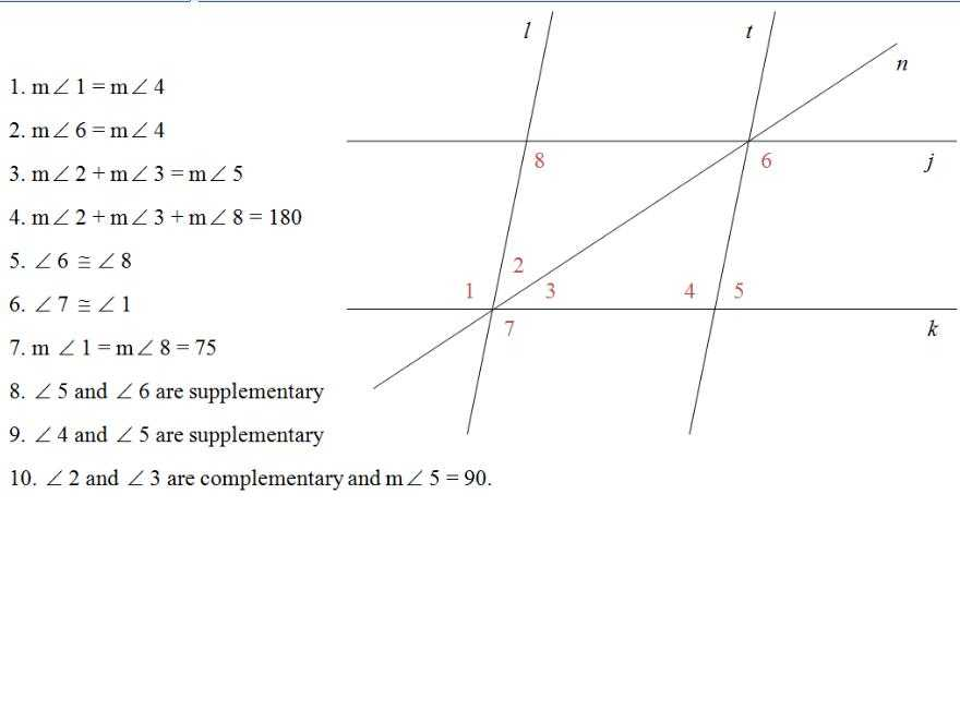 Proofs Worksheet 1 Answers with New Parallel Lines Cut by A Transversal Worksheet Elegant Parallel