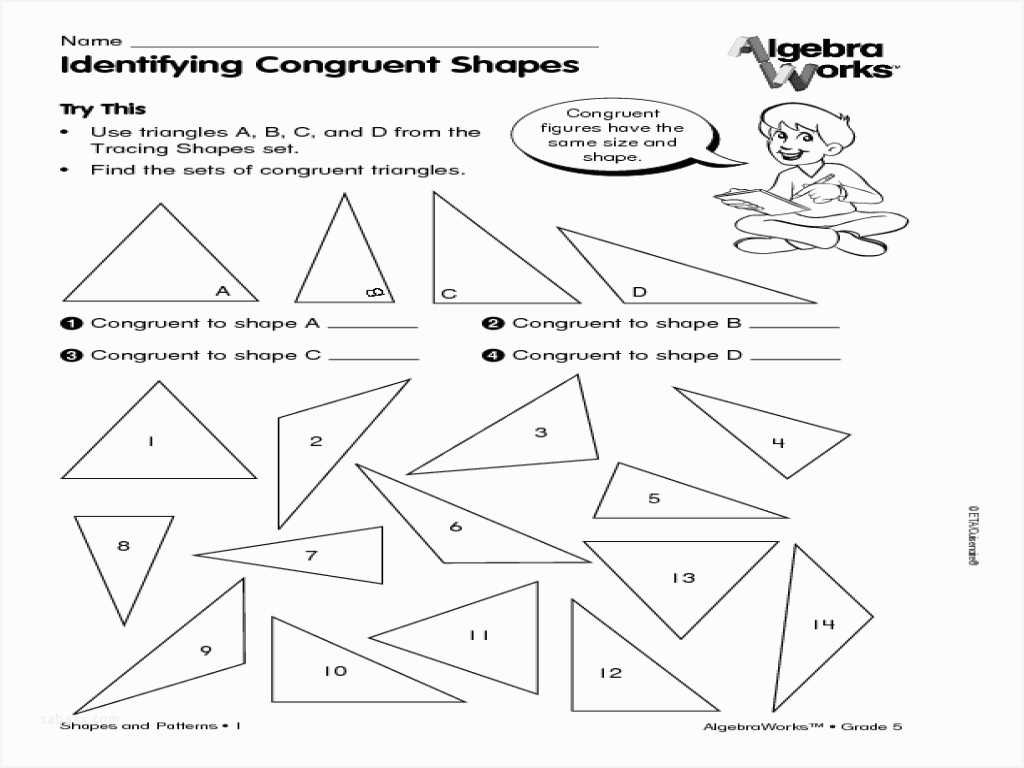 Proportions and Similar Figures Worksheet with New Similar and Congruent Figures Worksheet Sabaax