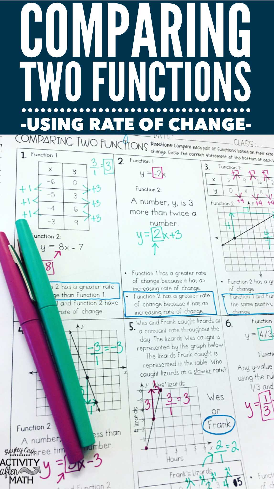 Radicals and Rational Exponents Worksheet Answers together with Paring Two Functions by Rate Of Change Practice Worksheet