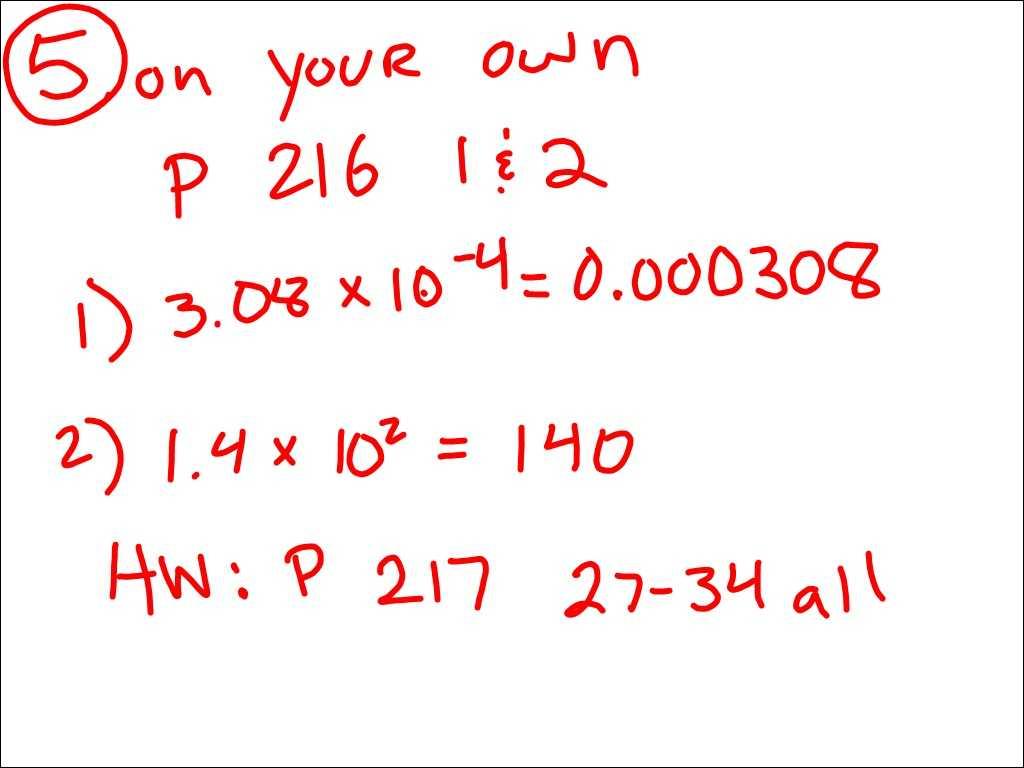 Scientific Notation Worksheet Answers Also Kindergarten