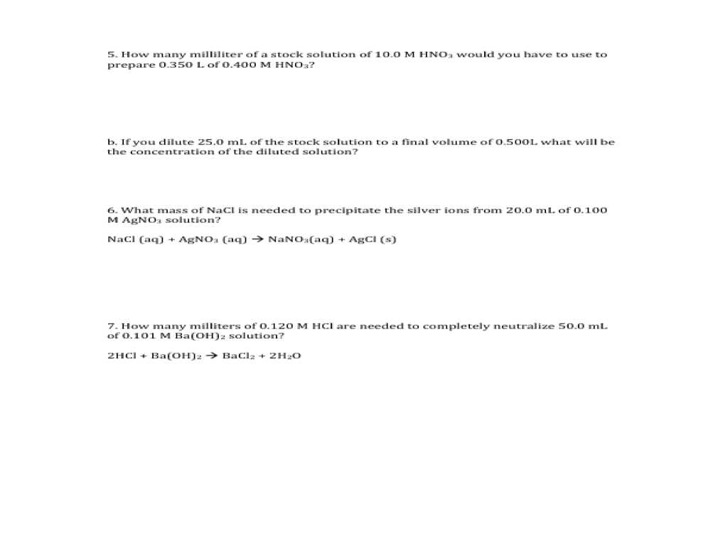 Scientific Notation Worksheet Chemistry With Chemistry