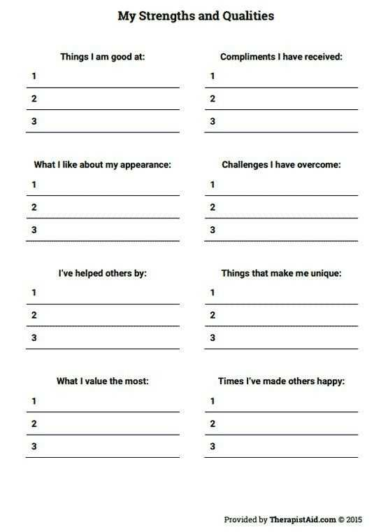 Self Love Worksheet or 776 Best Group therapy Activities Handouts Worksheets Images On