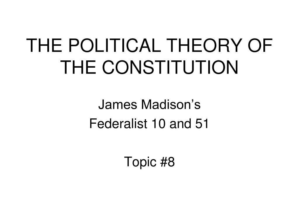 Seven Principles Of the Constitution Worksheet Answers as Well as the Political theory Of the Constitution