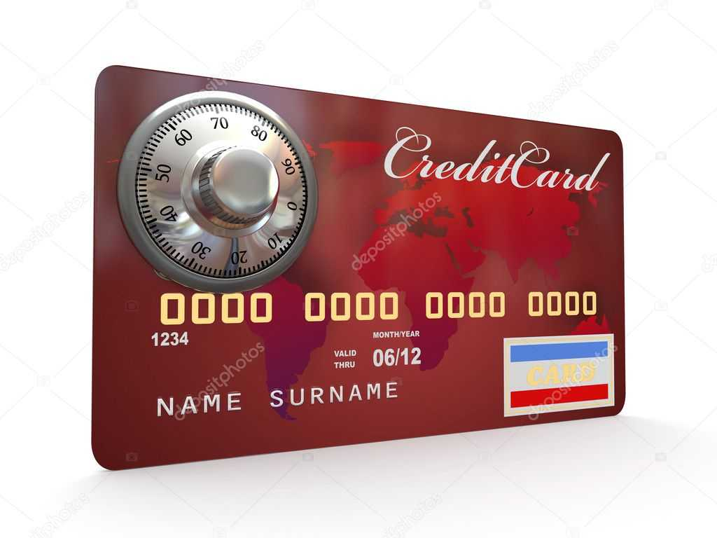 Shopping for A Credit Card Worksheet and Stock Photo Credit Card with Steel Security