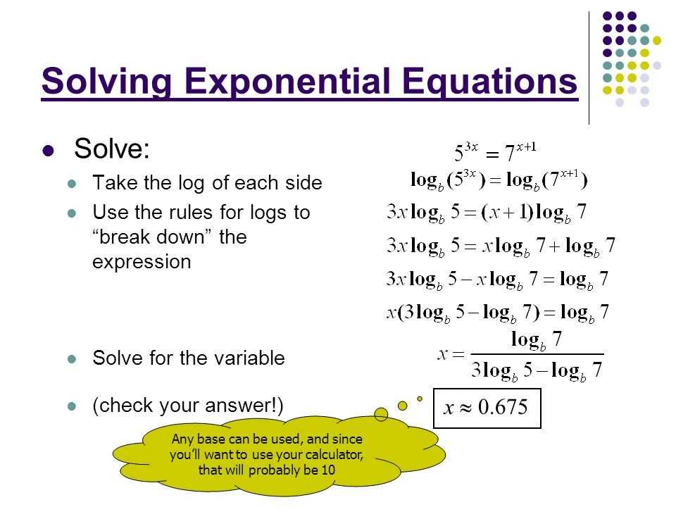 Solving Exponential and Logarithmic Equations Worksheet or Logarithmic Equations Worksheet with Answers Unique solving