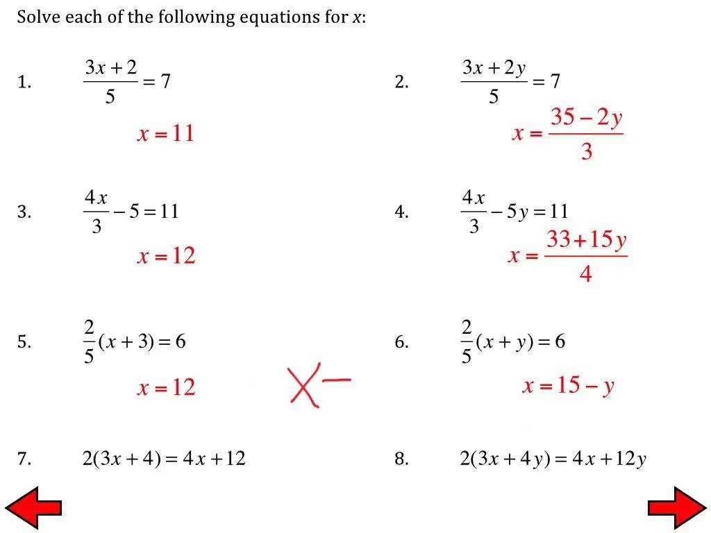 Solving Quadratic Equations by Quadratic formula Worksheet and 7a solving Literal Equations Day 2