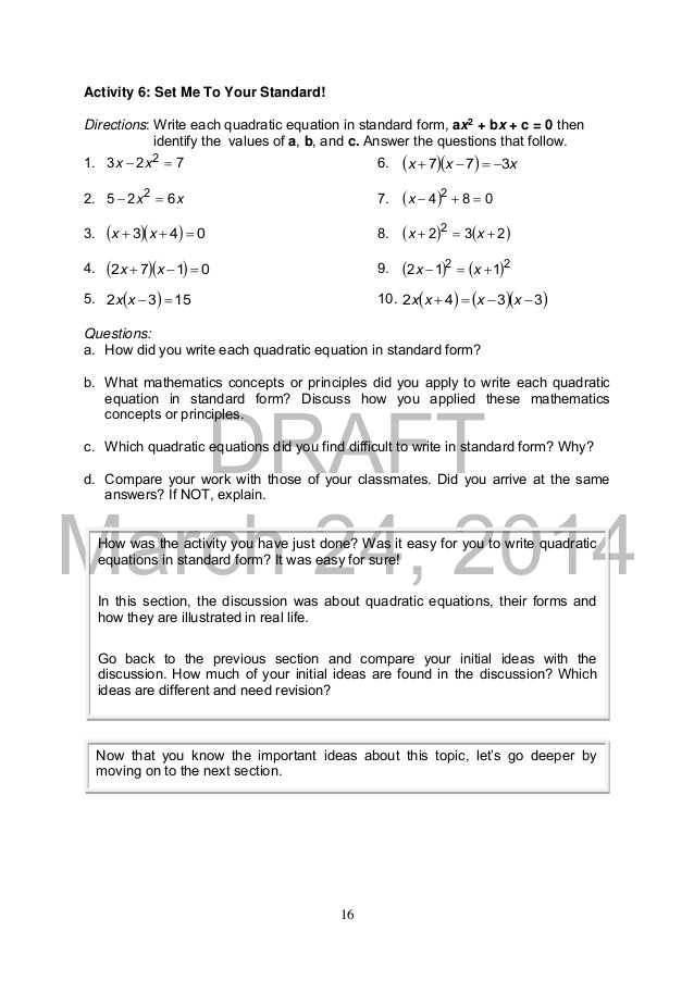 Solving Quadratics by Factoring Worksheet and Inspirational solving Quadratic Equations by Factoring Worksheet