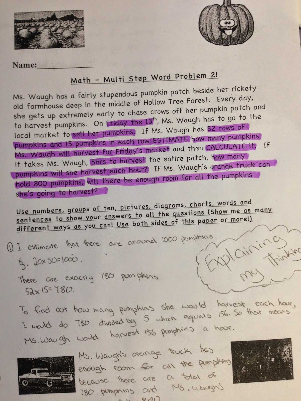 Solving Systems Of Equations Word Problems Worksheet Answer Key as Well as Waugh S Wonders Math