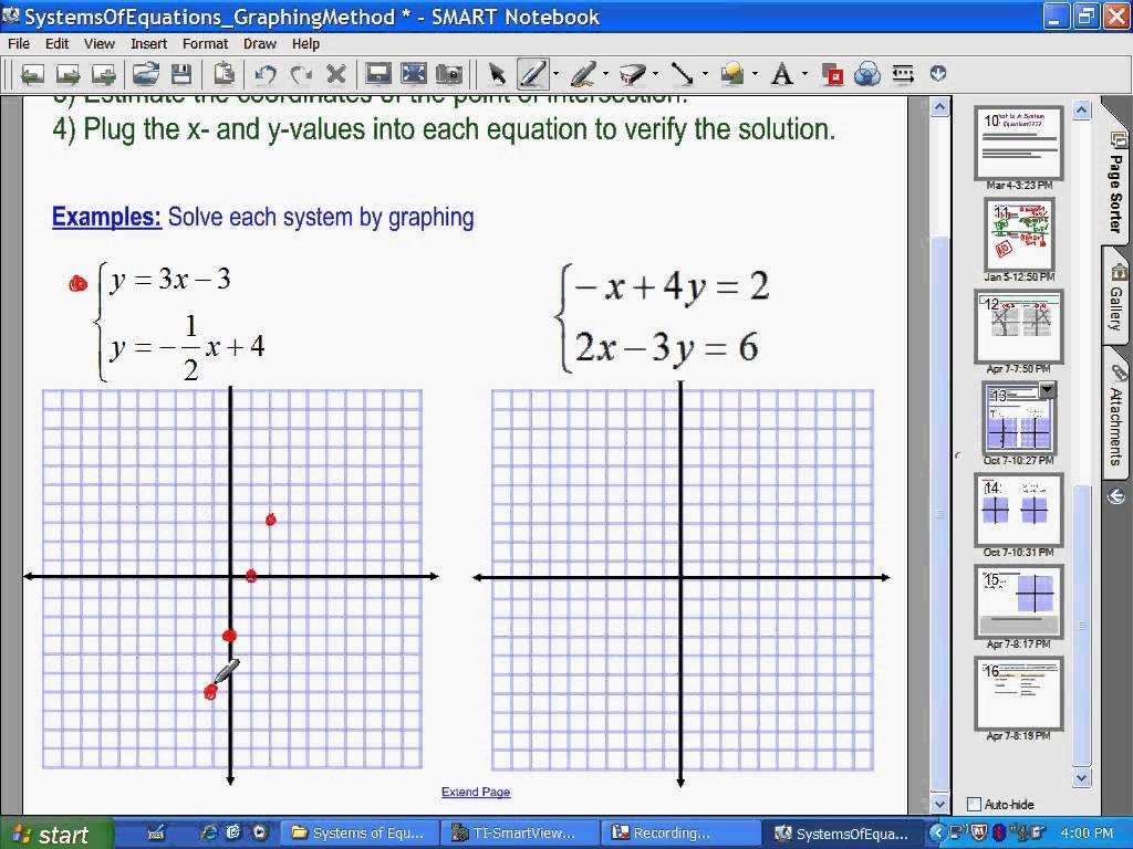Solving Systems Of Linear Equations by Substitution Worksheet with Unit 9 solving Quadratics Lessons Tes Teach