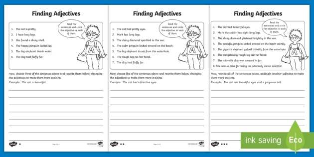 Stem Activity Worksheets together with Finding Adjectives Worksheet Activity Sheet Finding Verbs