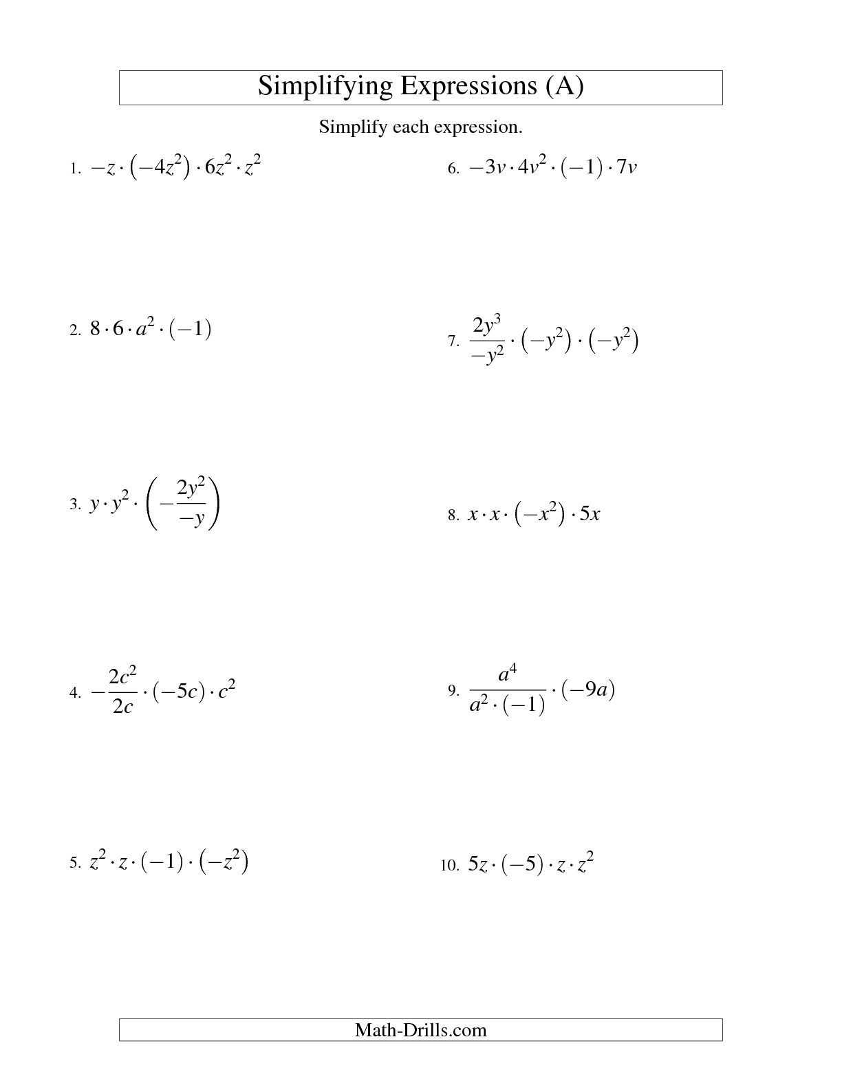 Subtracting Integers Worksheet as Well as Math Worksheets for Negative Numbers Adding and Subtraction Valid
