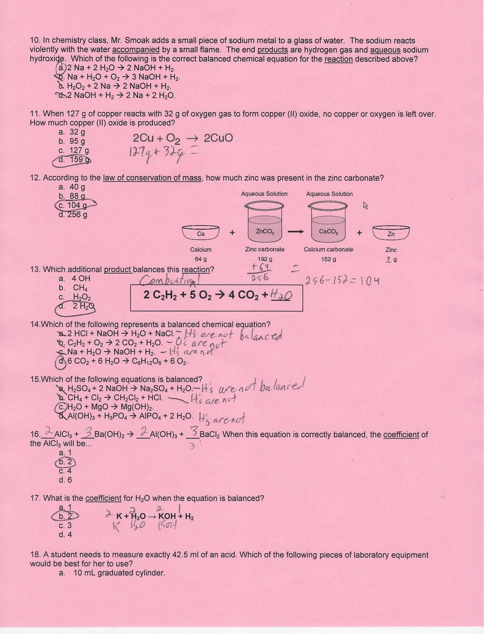 Supreme Court Cases Worksheet Answers with Physical Vs Chemical Changes Worksheet Answers Lovely 83 Best Middle