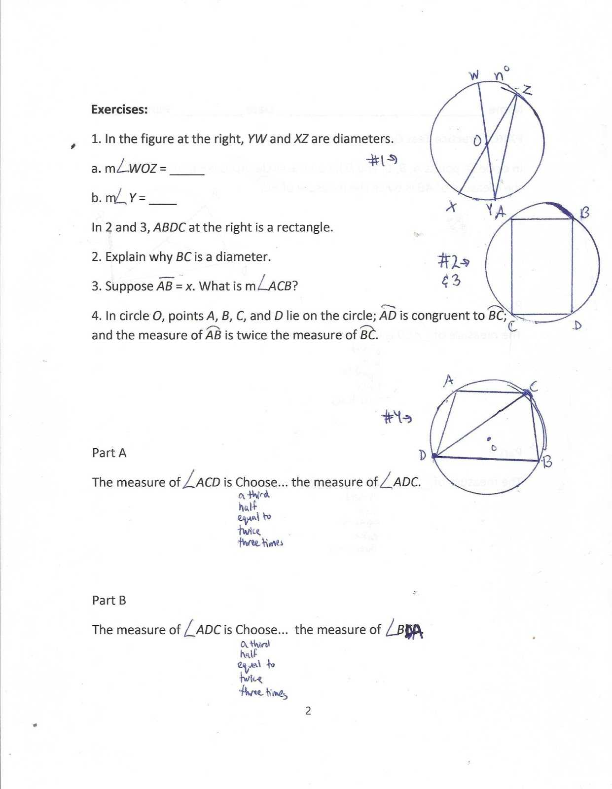 Surface area Of Prisms and Cylinders Worksheet Answers with Geometry Mon Core Style May 2016