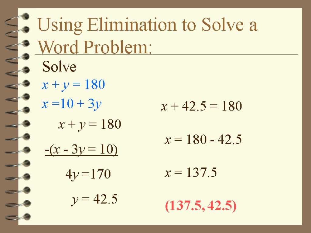 Systems Of Equations and Inequalities Worksheet Also solving Systems Of Equations Using Elimination Inf21 Botaku