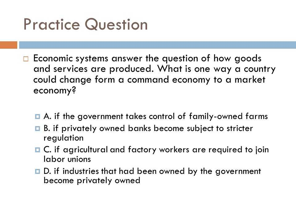 The Market Economy Worksheet Also Economic Terms and Systems American Stu S Practice Question