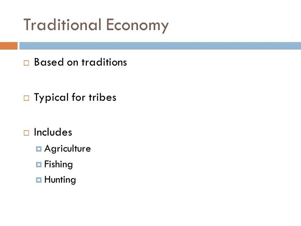 The Market Economy Worksheet or Economic Systems Economic Systems  Main Types  Traditional