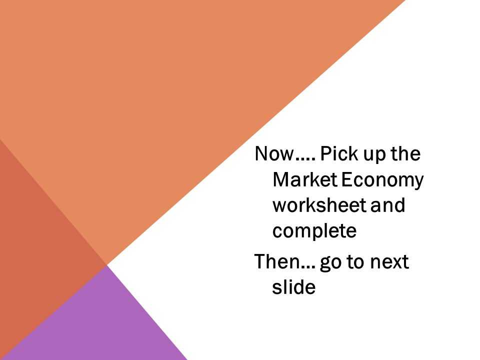 The Market Economy Worksheet together with Market Economy Would You… O Spend tomorrow Pulling Weeds From Your