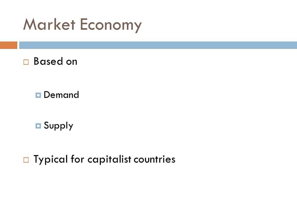 The Market Economy Worksheet with Economic Systems Economic Systems  Main Types  Traditional