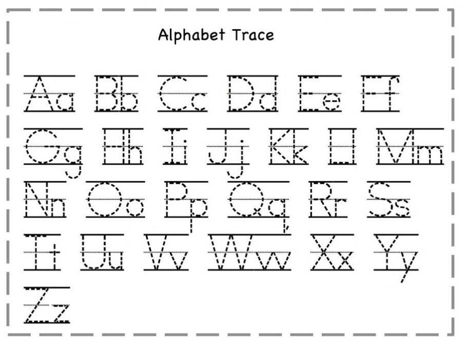 Tracing Worksheets for 3 Year Olds and Alphabet Tracing Sheet aslitherair
