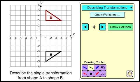 Transformations Worksheet Algebra 2 as Well as Transformations