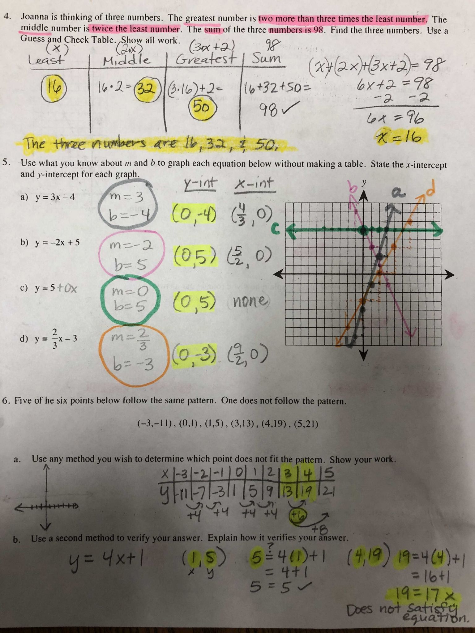 Translation Rotation Reflection Worksheet Answers Also 8th Grade Resources – Mon Core Math