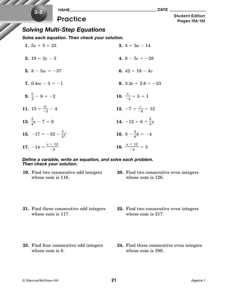 Two Variable Equations Worksheet Also Worksheets 45 Inspirational solving Equations with Variables Both