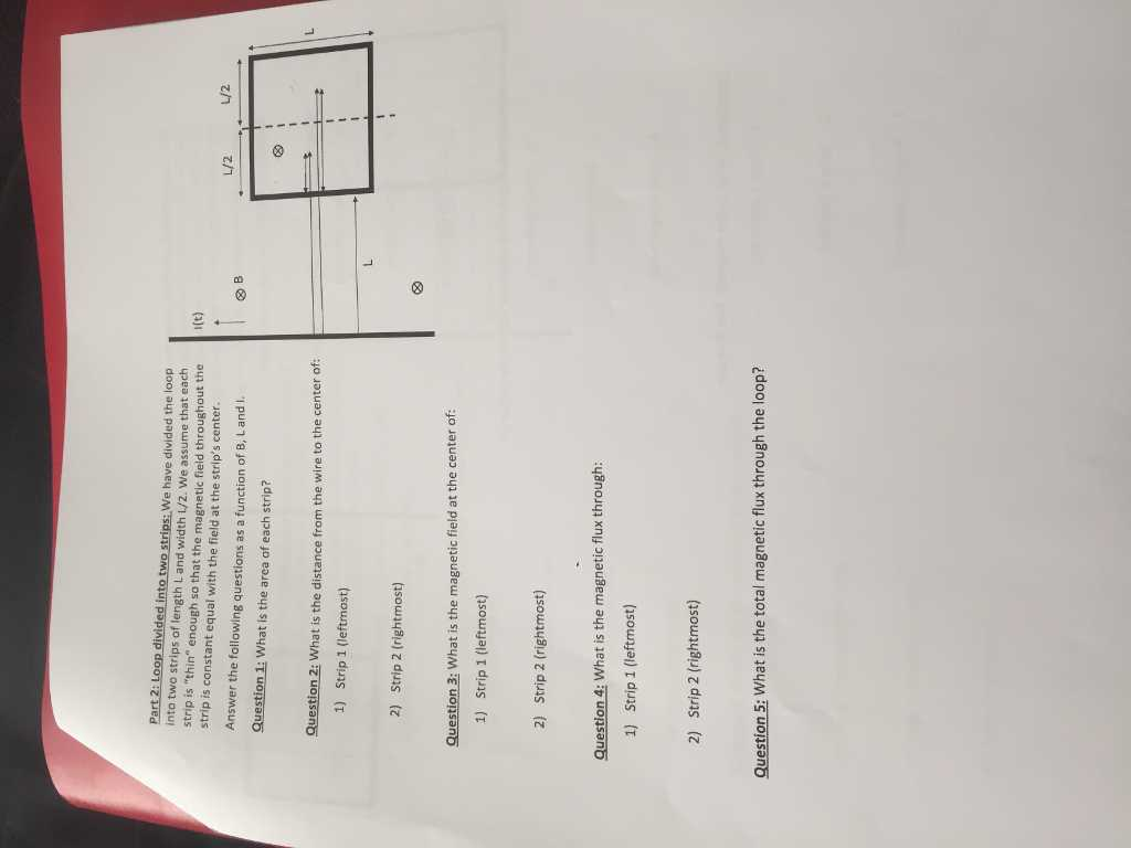 Understanding Graphing Worksheet or solved Worksheet Puting the Magnetic Flux Through A Sq
