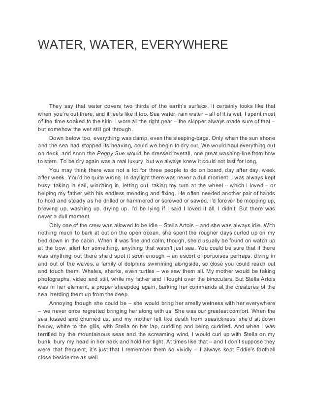 Water Water Everywhere Worksheet Answers Also Kensuke S Kingdom